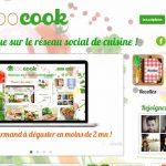 PDJ 28 Novembre : Toocook – Premier réseau social de cuisine