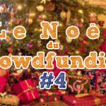 [CADEAUX] La hotte du Père Noël du crowdfunding #4