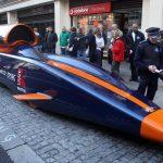 PDJ 30 Janvier : BloodHound Supersonic Car – Bien plus qu'un record de vitesse