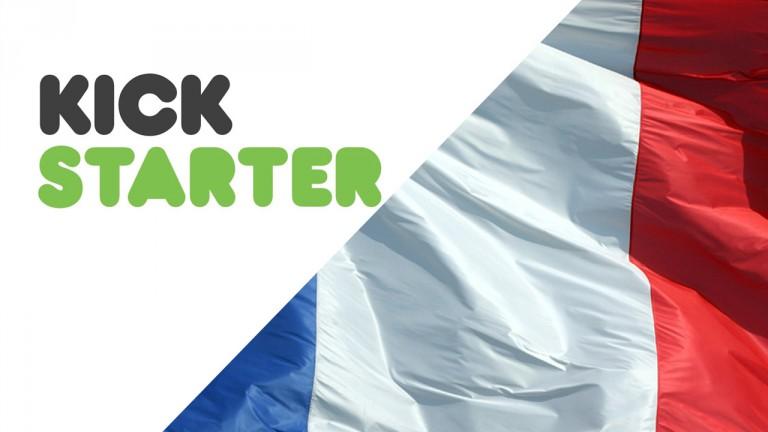 Kickstarter france