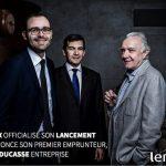 [LANCEMENT] Lendix lance son premier projet : Alain Ducasse Entreprise