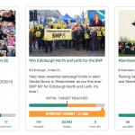 [POLITIQUE] La première campagne politique «crowdfunded»