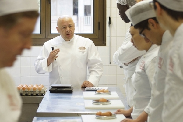 Cuisine un nouveau projet crowdfunding pour thierry marx - Ecole de cuisine thierry marx ...