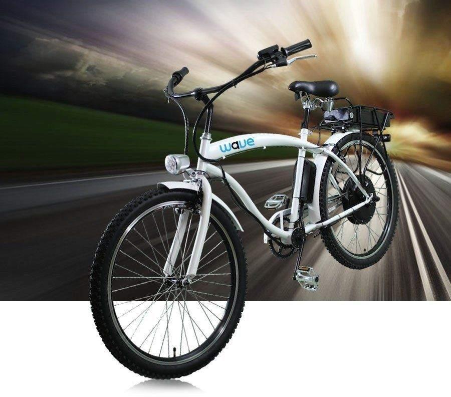 Wave Electric Bike