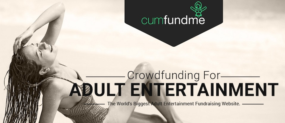 CumFundMe, plateforme de crowdfunding