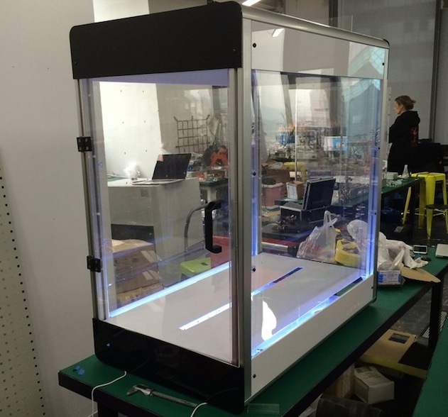 Electroloom, technologie crowdfunding