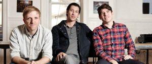 Fondateurs Kickstarter, plateforme crowdfunding