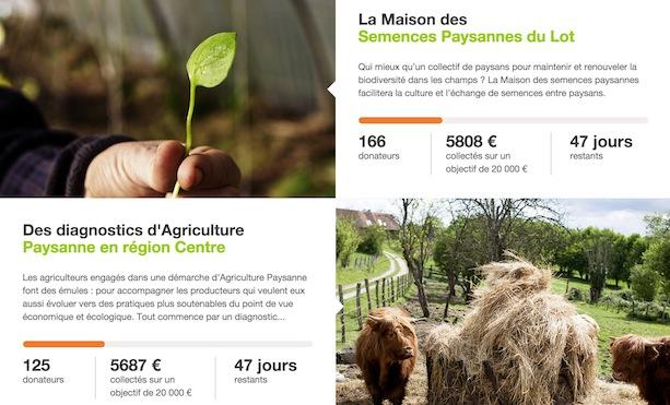 Greenpeace lance ssa plateforme de crowdfunding