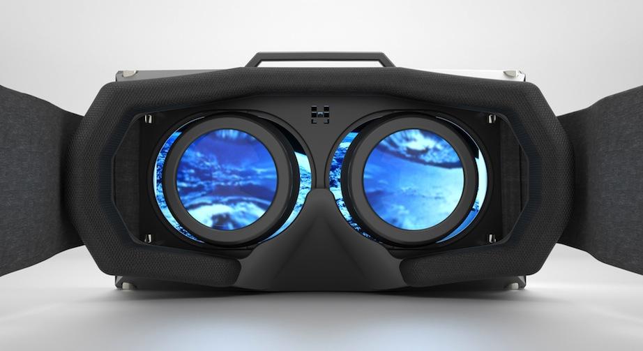 Oculus Rift, projet crowdfunding