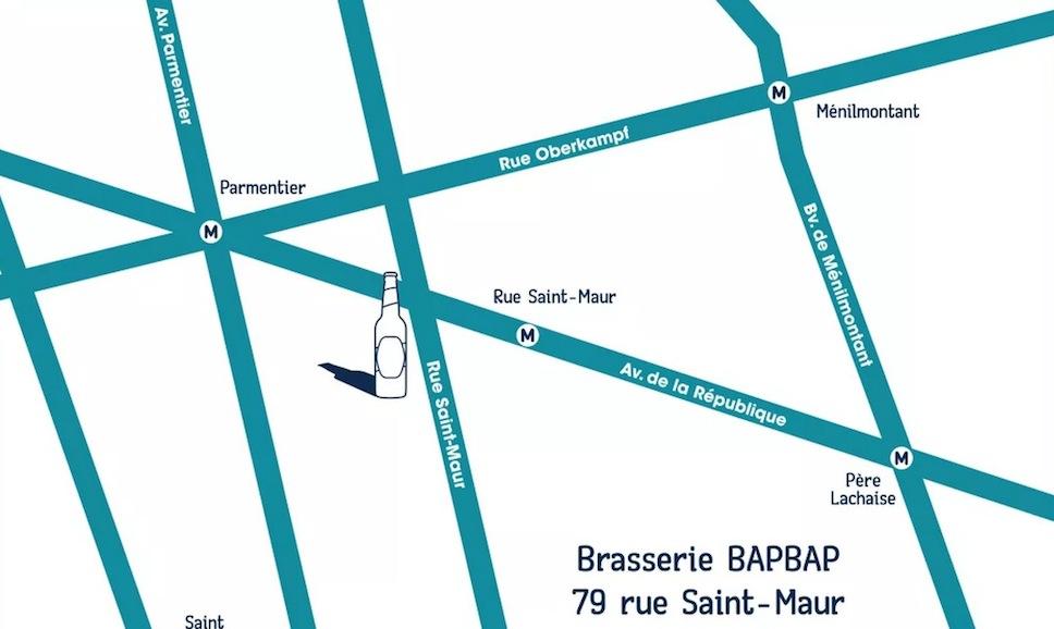 Brasserie BAPBAP, événement crowdfunding