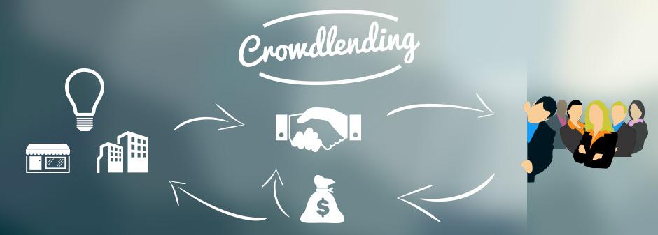 Crowdlending, crowdfunding en prêt