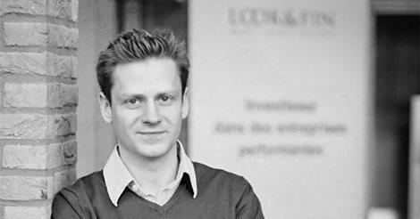 Frédéric Lévy Morelle, fondateur crowdfunding