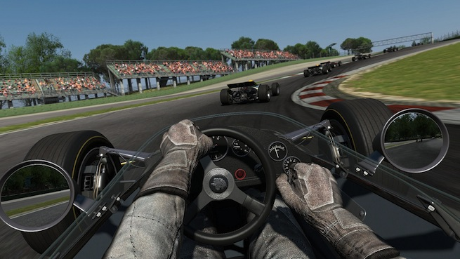 Project Cars 2, projet crowdfunding