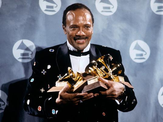 Quincy Jones, projet crowdfunding