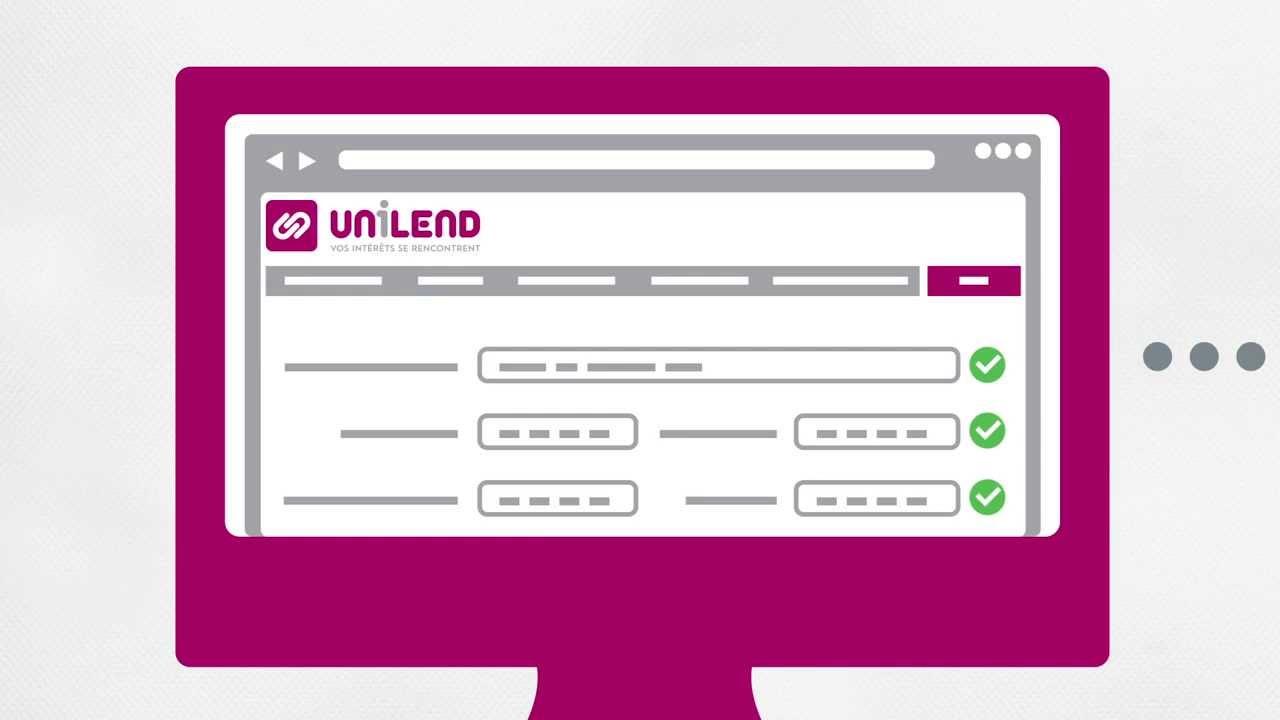 Unilend, plateforme de crowdfunding
