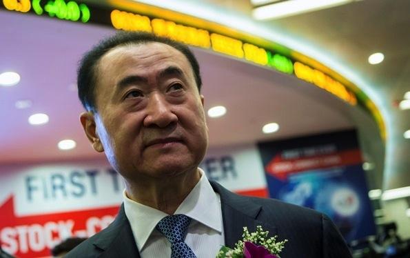Wang Jianlin & crowdfunding