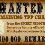 [ÉCONOMIE] WikiLeaks : $100 000 en échange du traité transpacifique
