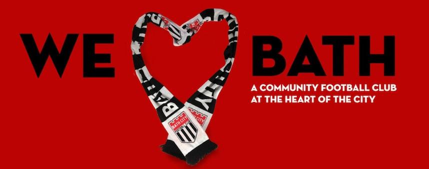 Bath City et crowdfunding