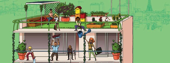 Co-habitat et financement participatif