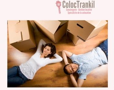 ColocTrankil, projet crowdfunding