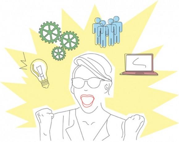 Femmes et crowdfunding