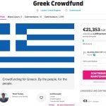 [SUIVI] Crowdfunding pour la Grèce #2 : NON au chômage !