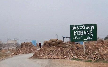 Kobanê, aide crowdfunding