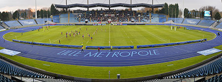 Lille Metropole Rugby, projet crowdfunding