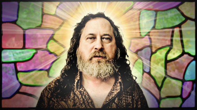 Richar Stallman et crowdfunding