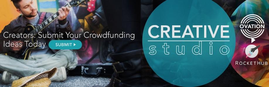 Ovation TV, émission crowdfunding
