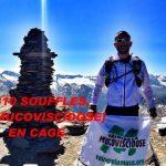 PDJ 24 Août : Emmenez le combat contre la mucoviscidose sur le toit de l'Europe