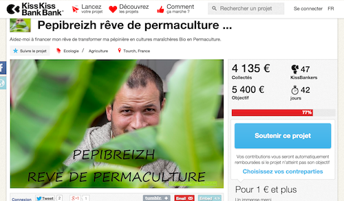 pdj 12 ao t la permaculture c 39 est le futur good morning crowdfunding. Black Bedroom Furniture Sets. Home Design Ideas