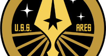 Logo Anaxar star trek