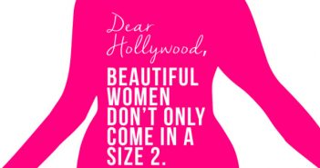 Plus size movie star project