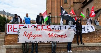 Refugees welcome 2015