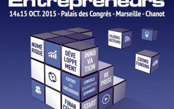 Salon entrepreneurs Marseille 2015