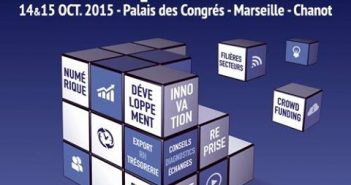 Salon entrepreneurs Marseille 2015