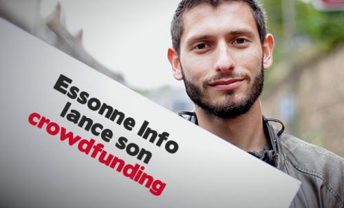 Essonne Info crowdfunding