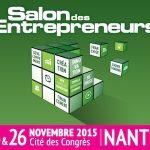 [ÉVÉNEMENT] Le Salon des Entrepreneurs de Nantes les 25 et 26 novembre