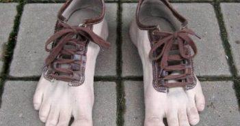 bizarre shoe