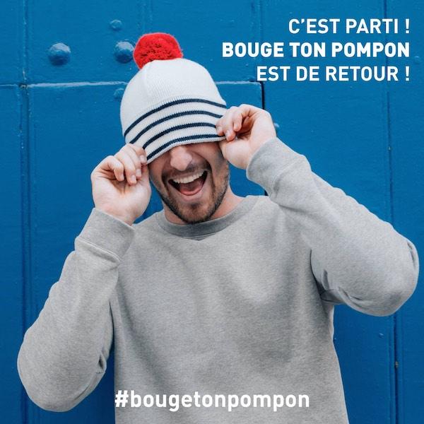 Bouge ton pompon - Le slip français