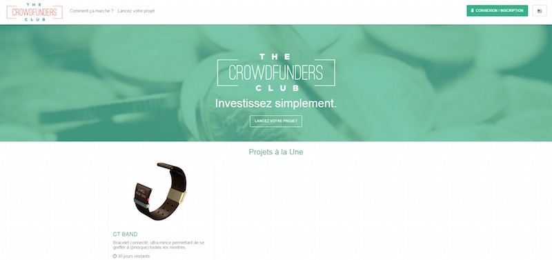 Capture Site The Crowdfunders Club