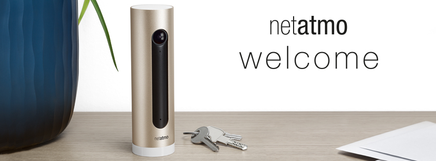 Netatmo-welcome