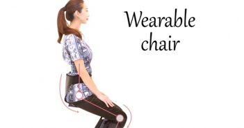WearableChair