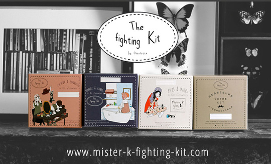 The fighting kit