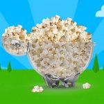 La Bizarrerie du 21 Janvier : Le plus heureux des bols à popcorn