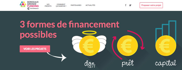 Bordeaux Gironde Funding