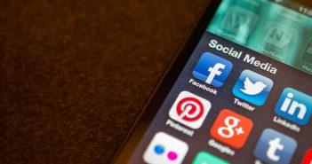 Social media réseaux sociaux