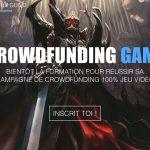 [JEU CONCOURS] Gagnez votre formation pour réussir votre campagne de crowdfunding 100% jeu vidéo avec la plateforme THE GUILD