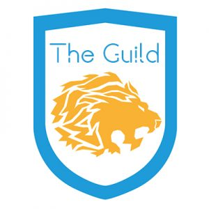 logo the GUILD concours